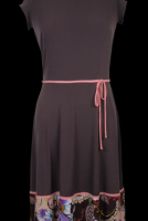 Leona Edmiston Silk Jersey Dress
